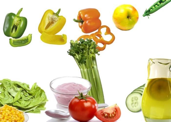 питание моделей для похудения