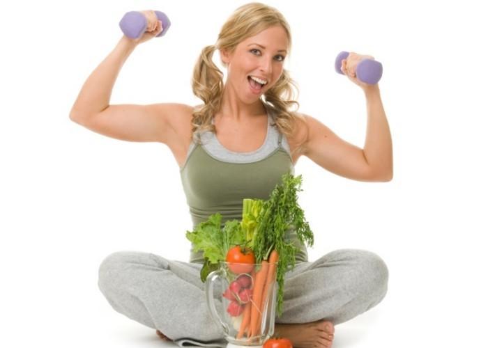 коррекция питания для похудения